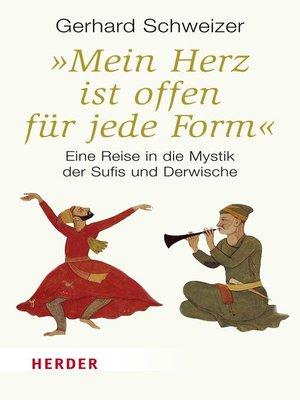 """cover image of """"Mein Herz ist offen für jede Form"""""""