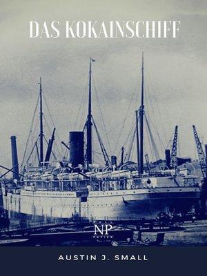 cover image of Das Kokainschiff