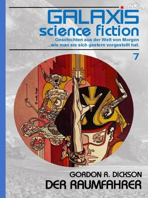 cover image of GALAXIS SCIENCE FICTION, Band 7