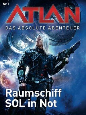 cover image of Atlan--Das absolute Abenteuer 1