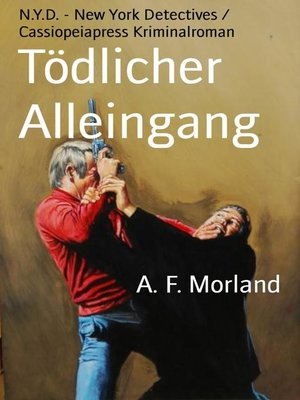 cover image of Tödlicher Alleingang