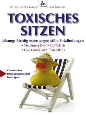 cover image of Toxisches Sitzen