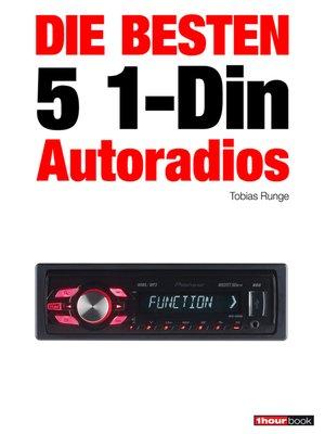 cover image of Die besten 5 1-Din-Autoradios