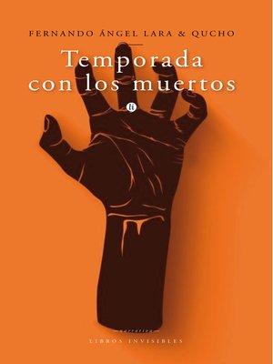 cover image of Temporada con los muertos