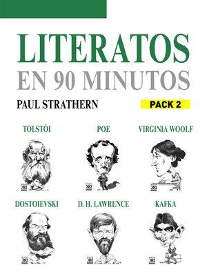 cover image of En 90 minutos--Pack Literatos 2