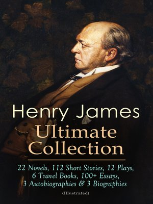 cover image of HENRY JAMES Ultimate Collection