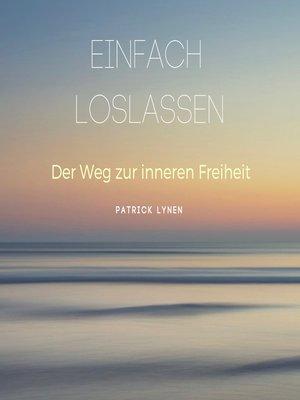 cover image of EINFACH LOSLASSEN