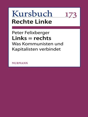cover image of Links = rechts