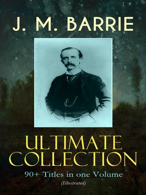 cover image of J. M. BARRIE Ultimate Collection