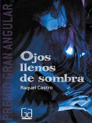 cover image of Ojos llenos de sombra