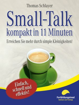 cover image of Small-Talk--kompakt in 11 Minuten