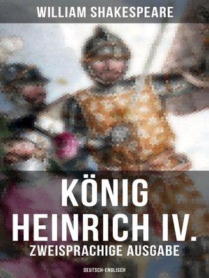 cover image of König Heinrich IV. (Zweisprachige Ausgabe