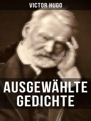 cover image of Ausgewählte Gedichte von Victor Hugo