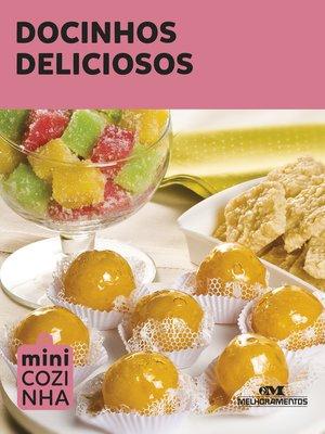 cover image of Docinhos Deliciosos