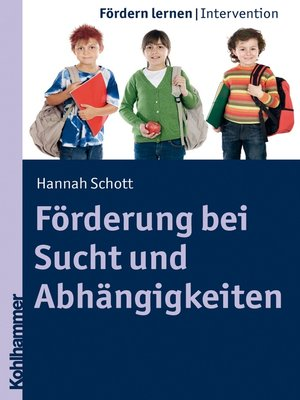 cover image of Förderung bei Sucht und Abhängigkeiten
