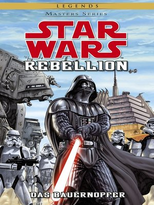 cover image of Star Wars Masters, Band 12--Rebellion II--Das Bauernopfer
