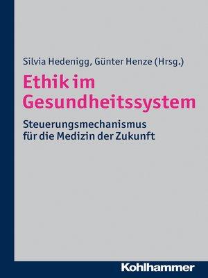 cover image of Ethik im Gesundheitssystem