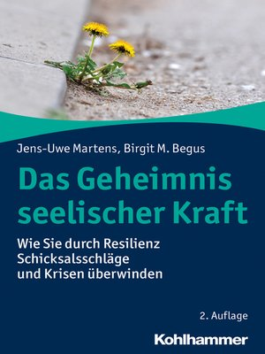 cover image of Das Geheimnis seelischer Kraft