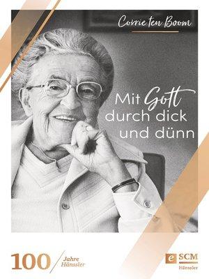 cover image of Mit Gott durch dick und dünn
