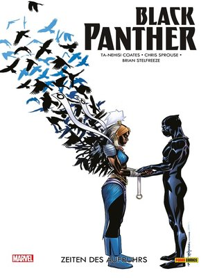 cover image of Black Panther 3 -Zeiten des Aufruhrs