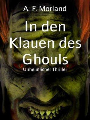 cover image of In den Klauen des Ghouls