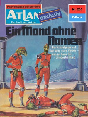 cover image of Atlan 205