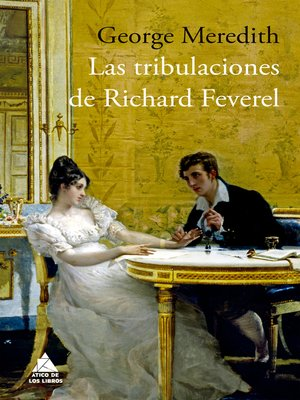 cover image of Las tribulaciones de Richard Feverel