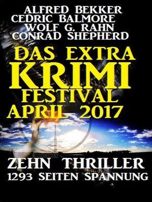 cover image of Das Extra Krimi Festival April 2017