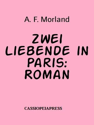 cover image of Zwei Liebende in Paris
