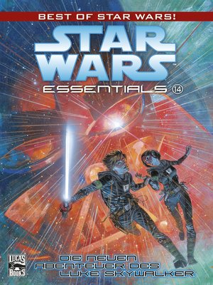 cover image of Star Wars Essentials, Band 14--Die neuen Abenteuer des Luke Skywalker