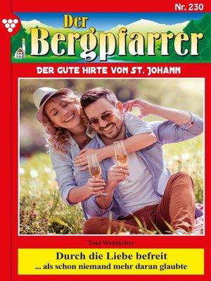 cover image of Der Bergpfarrer 230 – Heimatroman