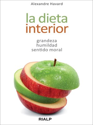 cover image of La dieta interior