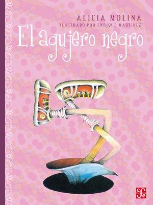cover image of El agujero negro