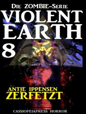 cover image of Violent Earth 8