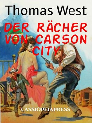 cover image of Der Rächer von Carson City