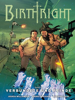 cover image of Birthright 3