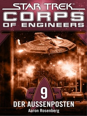 cover image of Star Trek--Corps of Engineers 09