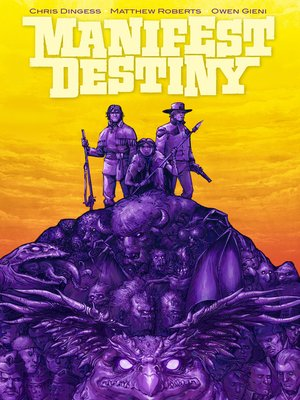 cover image of Manifest Destiny 5