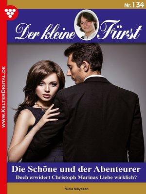 cover image of Der kleine Fürst 134 – Adelsroman