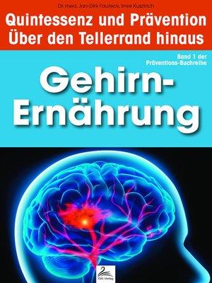 cover image of Gehirn-Ernährung
