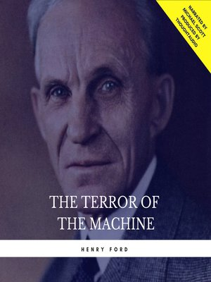 cover image of The Terror of the Machine