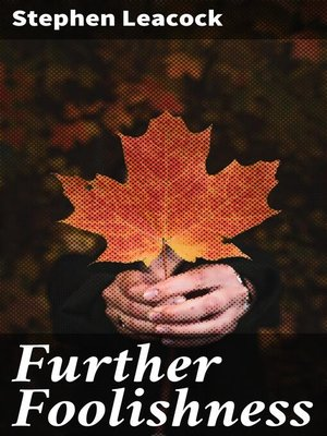 cover image of Further Foolishness