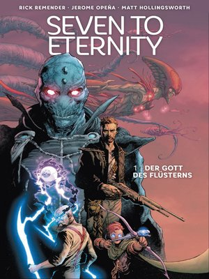 cover image of Seven to Eternity 1