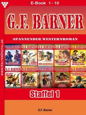 cover image of G.F. Barner Staffel 1 – Western