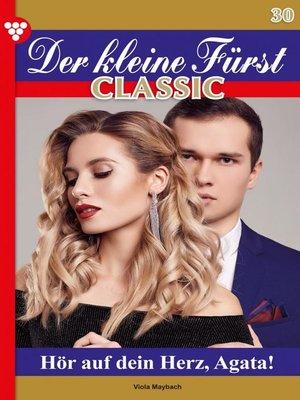 cover image of Der kleine Fürst Classic 30 – Adelsroman