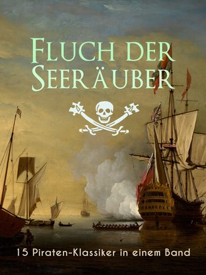 cover image of Fluch der Seeräuber