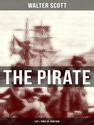cover image of THE PIRATE