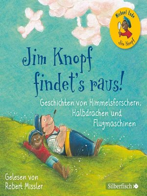 cover image of Jim Knopf findet's raus