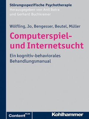 cover image of Computerspiel- und Internetsucht