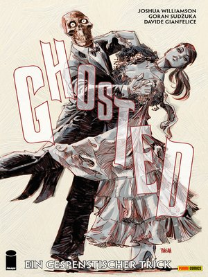 cover image of Ghosted, Band 3